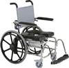 RAZ-SP Stainless Steel Rehab Shower Chair