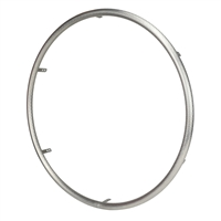 "Wheelchair Handrims | 24"" TC Stainless Steel Handrims 