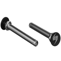 Spinergy Titanium Quick Release Axle | DME Hub.net