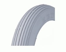 "Wheelchair Parts & Accessories | 6"" x 1-1/4"" Caster Tire"
