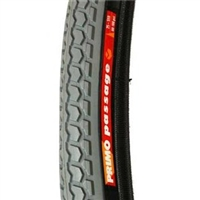 "Wheelchair Parts & Accessories | 24"" x 1"" (25-540) Primo Passage Tire"