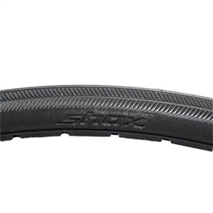 "Wheelchair Parts & Accessories | 25"" x 1"" (25-559) SHOX Airless Wheelchair Tires"