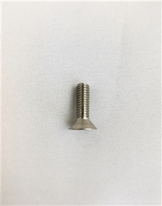 TiLite Parts and Accessories | TiLite M5x0.8x16 Flat Head Screw