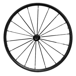 "24"" Spinergy Carbon Blade Wheels 