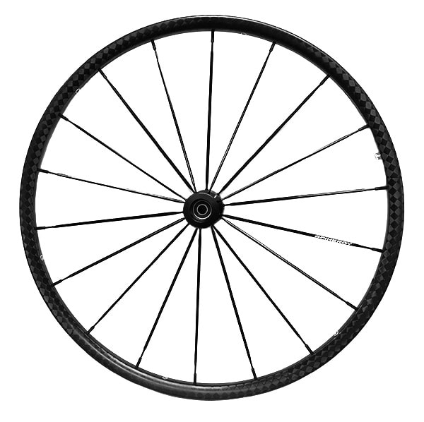 25 Spinergy Carbon Blade Wheels