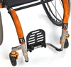 TiLite Parts and Accessories | TiLite Flip-Back Footrest