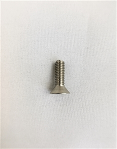 "TiLite Parts and Accessories | TiLite 10-32 x 5/8"" Flat Head Screw, Silver"