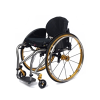 TiLite Custom Rigid Wheelchairs | TiLite TRA Titanium Wheelchair