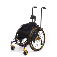 TiLite Custom Rigid Wheelchairs | TiLite Pilot Youth Wheelchair