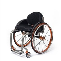 TiLite Custom Rigid Wheelchairs | TiLite ZR Rigid Titanium Wheelchair
