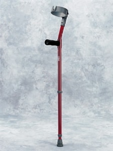 Adult Forearm Crutches, Adjustable Full Cuffs