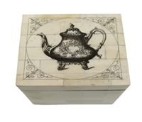 Teapot Bone Box