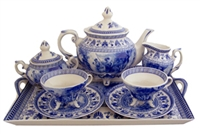 Liberty Tea Set