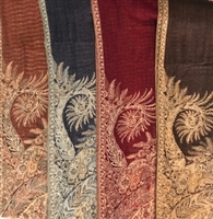 Fancy Paisley Pashmina Wraps