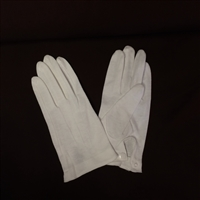 Gentlemen Cotton Gloves