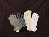 Ladies Crocheted Gloves