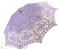 Battenburg Lace Parasol