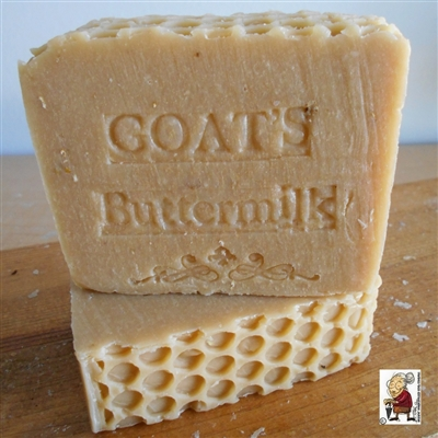 Butter And Goat Milk Bar Soap With Oatmeal Artisan Soap anti aging soap