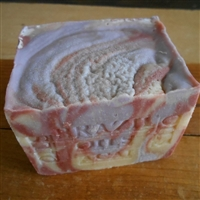 Aged Limited Edition Brazilian Oil's Natural Soap- with Brazilian Oils and Lot's of Brazilian Acai Berry .