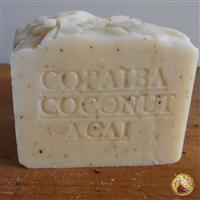 Artisan Handmade Bar Soap -  Handcrafted  All Natural Skin Care Soap With Oils From Brazil