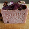 Aged Egyptian Geranium Soap  14 OUNCE !