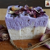 Provence Lavender Soap Handmade Large Aged