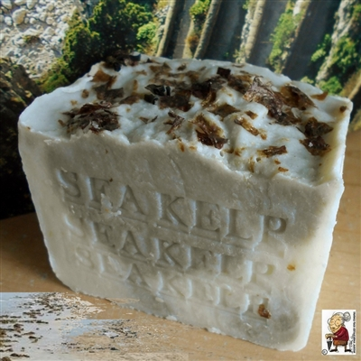 Large Sea Kelp Varech Handmade Sea Soap