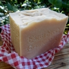 Aged Large Goat's Milk Soap Bar All Natural Farm Fresh Milk