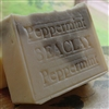 All Natural Artisan  Peppermint Soap With Sea Clay