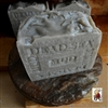 Dead Sea Mud Soap  Large Bar -Limited Edition Aged 13 oz.