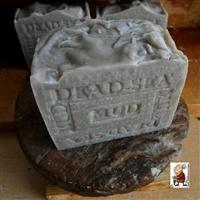 Dead Sea Mud Soap  Large Bar -Limited Edition Aged 13 oz.