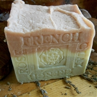 Handmade Lavender Jasmine Soap Aged  Large Limited Edition with Sea And Rose Clay