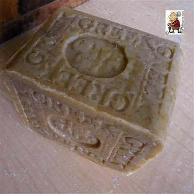 Greek Extra  Virgin Organic Olive Oil Soap Aged Natural Olive Oil Soap