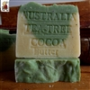 Artisan Handmade  Australian Tea Tree with Cocoa Butter Soap Skin Care Bar Soap
