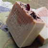 All Natural Handmade  Artisan Jasmine Grandiflorum Moroccan Clay & Coconut Milk Soap Himalayan Pink Salt