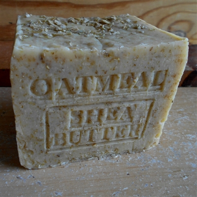 Bar Soap - Oatmeal - Shea Butter Limited Edition