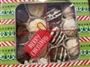 Christmas Premium Cake Truffles in a Tin