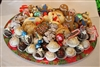 Holiday Dessert Gift Tray/Tin (Large)