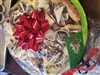 Holiday Dessert Gift Tray/Tin (Medium)