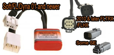 Plug-In Load Equalizer for 2001-2013 Harley-Davidson FL, Dyna, Softail