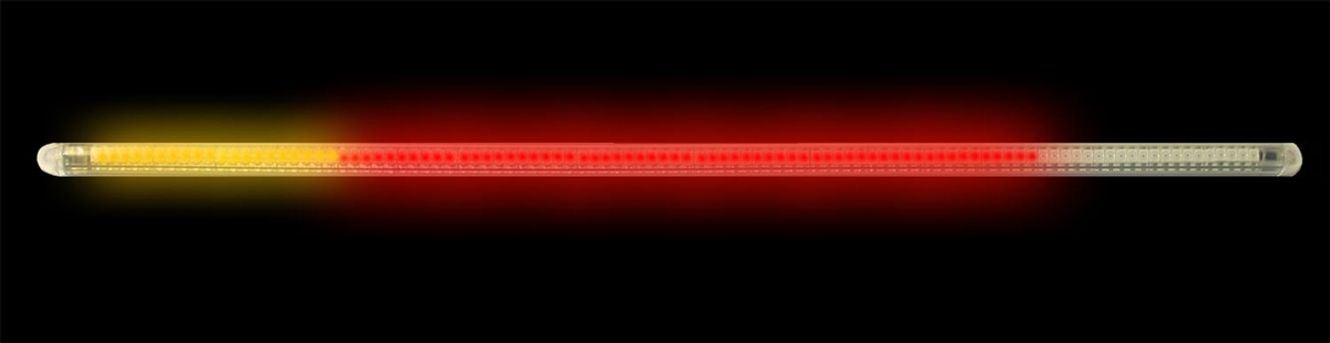Customizable flexible led light array for brake and turn signals larger photo email a friend aloadofball Gallery