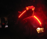 Can-Am Spyder Rear Driving/Turn Signal Light - Evil Rearz