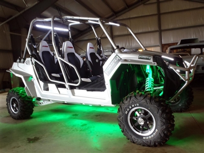 UTV accent lighting