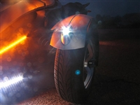 Can-Am Spyder Fender LED Fog Light Kit - Evil Eyez (Pair)