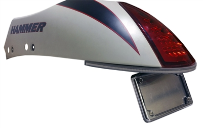 Victory Hammer Tail Light and Turn Signal - Full Deckz