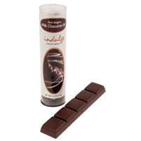 Belgian Milk Chocolate Bar 1.5 oz - Tube