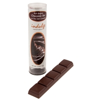 Belgian Milk Chocolate Bar with Caramel 1.5 oz - Tube