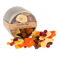 Tropical Dried Fruit Medley - Trail Mix 4.5 oz.