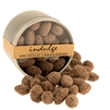 Dark Chocolate Turbinado Almonds 4.5 oz.