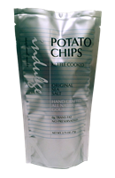 Kettle Cooked Potato Chips Original Sea Salt